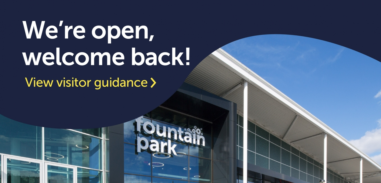 Brands Now Open at Fountain Park Edinburgh