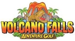 Volcano Falls logo