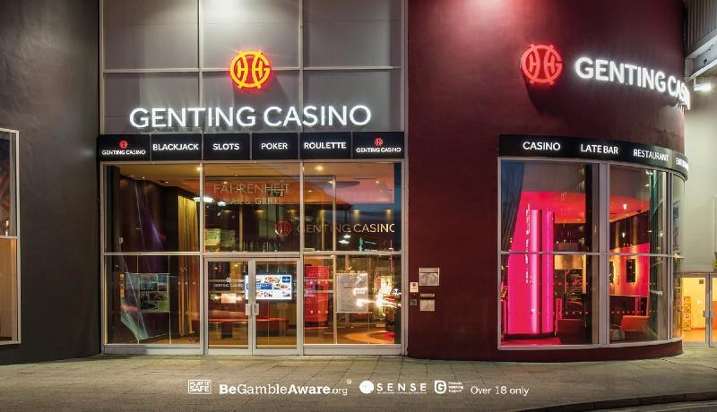 Genting Casino at Fountain Park Edinburgh